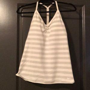 Women's Nike dry fit tank top